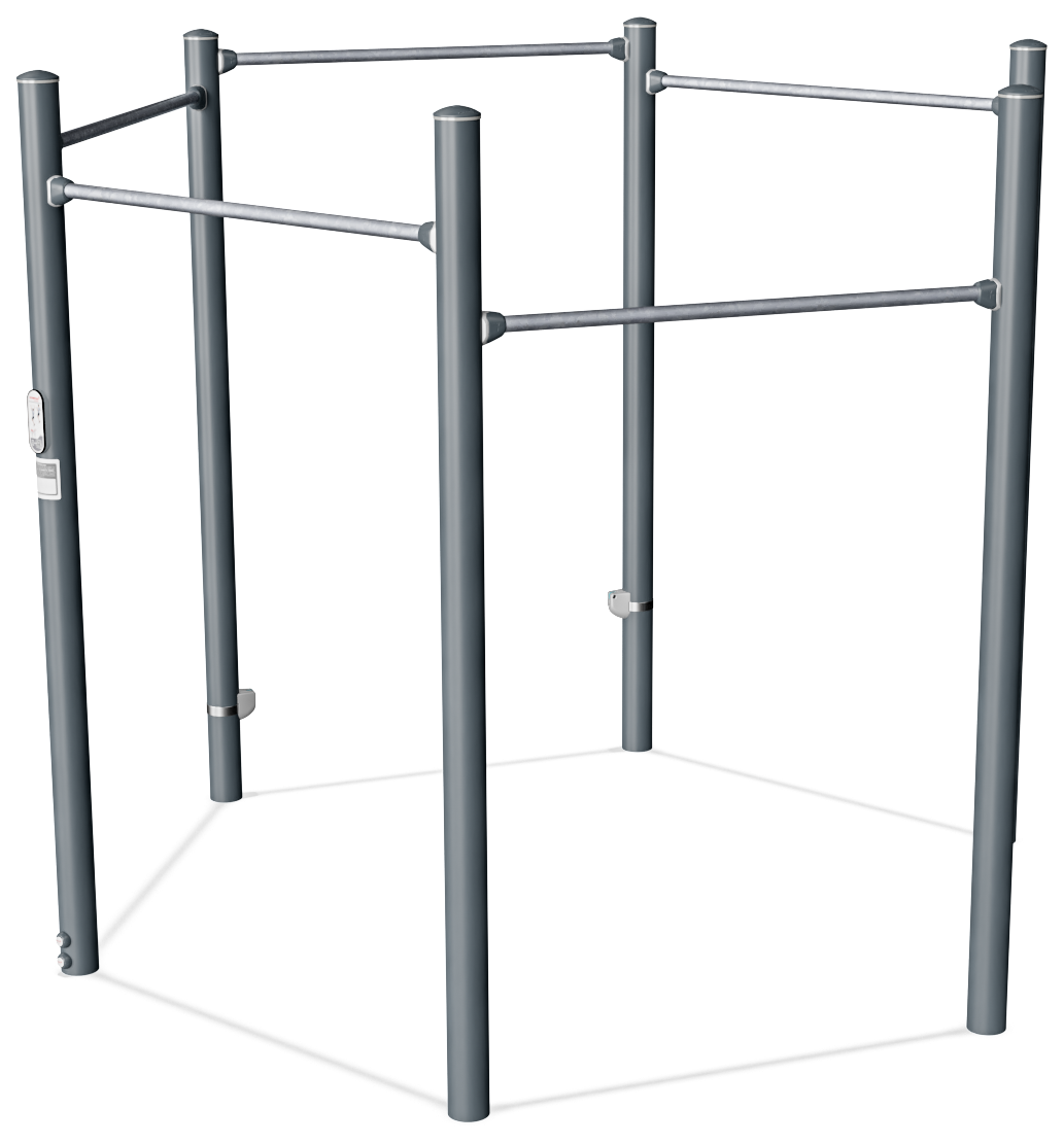 barres de traction hexagone street workout calisthenics barres de traction hexagone from. Black Bedroom Furniture Sets. Home Design Ideas